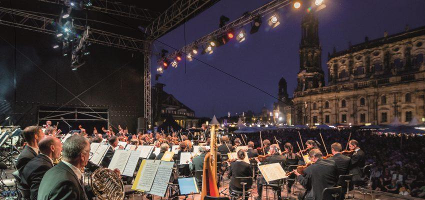 CANALETTO – Das Dresdner Stadtfest   18. – 20. August 2017 - Pressemitteilung - DRESDNER PHILHARMONIE