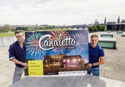 CANALETTO &#8211; Das Dresdner Stadtfest vom 17. – 19. August 2018 - CANALETTO<sup>©</sup> – Das Dresdner Stadtfest PM Auftakt 2017