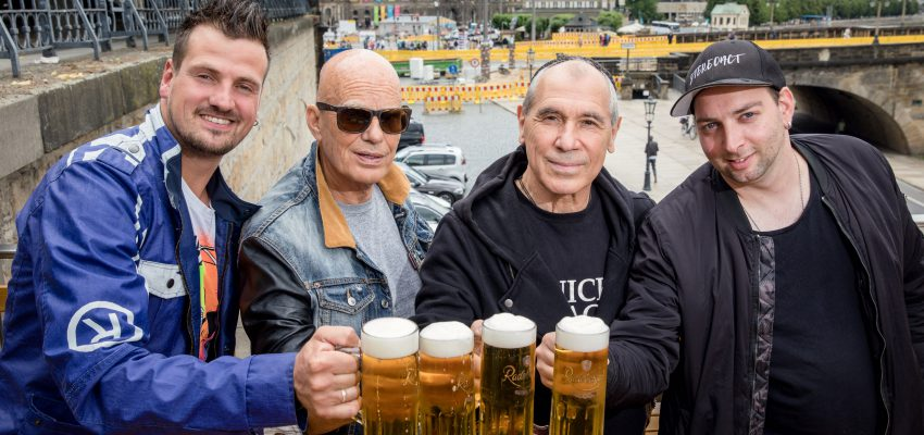 CANALETTO – Das Dresdner Stadtfest vom 16. bis 18. August 2019 - Pressemitteilung - Klassik meets Rock meets DJ-Power: Radeberger Pilsner holt die Dresdner Philharmonie, CITY und Stereoact