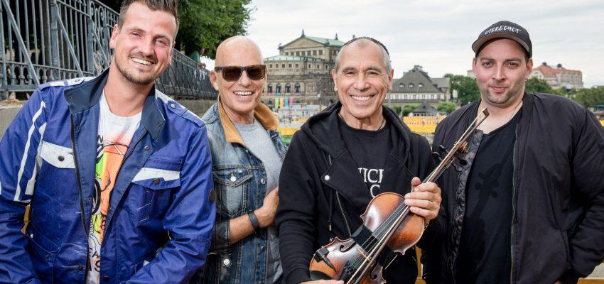 CANALETTO – Das Dresdner Stadtfest vom 16. bis 18. August 2019 - Klassik meets Rock meets DJ-Power: Radeberger Pilsner holt die Dresdner Philharmonie, CITY und Stereoact
