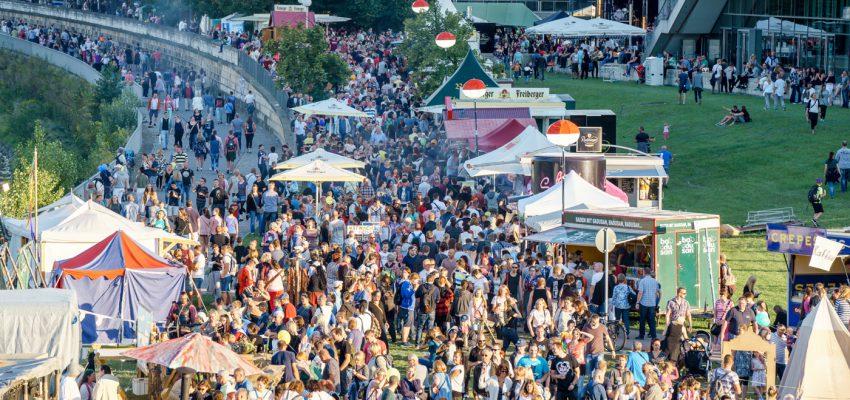 CANALETTO – Das Dresdner Stadtfest vom 17. – 19. August 2018 - Pressemitteilung - Rückblick 2017