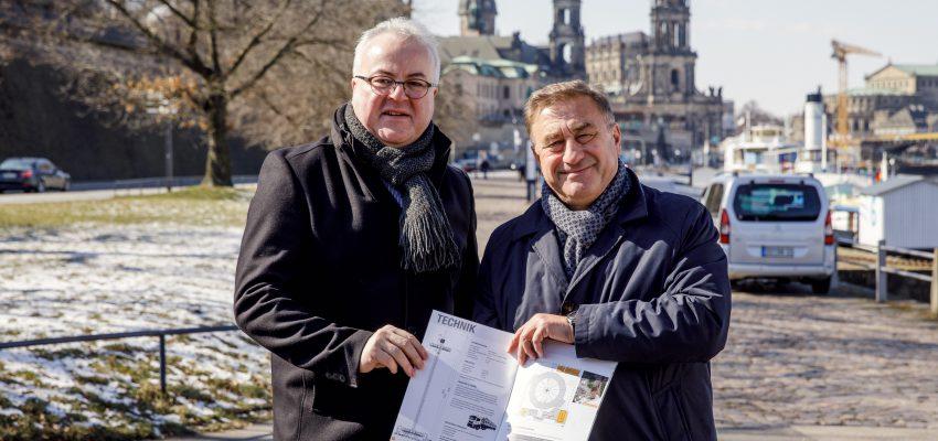 CANALETTO – Das Dresdner Stadtfest vom 16. bis 18. August 2019 - Sensationelle Aussichten zum Stadtfestjubiläum: CANALETTO-Macher holen weltgrößten mobilen Aussichtsturm nach Dresden
