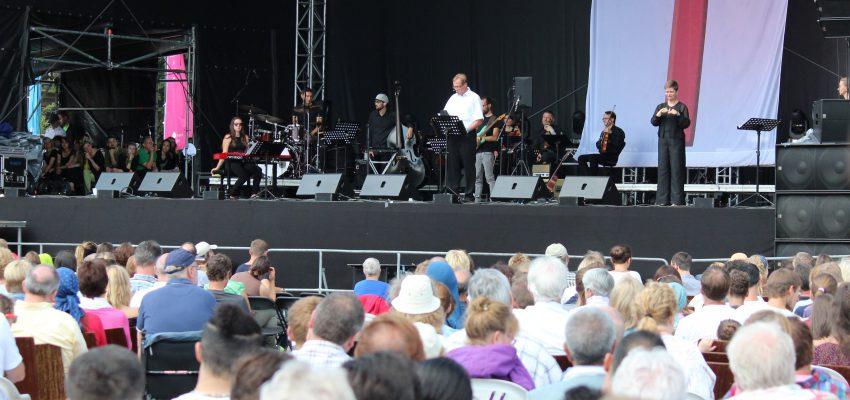 CANALETTO – Das Dresdner Stadtfest vom 17. – 19. August 2018 - Pressemitteilung - Ökumenischer Gottesdienst