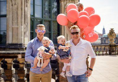 CANALETTO – Das Dresdner Stadtfest vom 17. – 19. August 2018 - Das wird goldig. Ruderweltmeister und Olympiasieger Karl Schulze ist Schirmherr der 12. Sparkassen-BABYPARADE