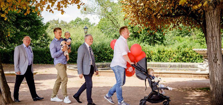 CANALETTO – Das Dresdner Stadtfest vom 16. bis 18. August 2019 - Pressemitteilung - Das wird goldig. Ruderweltmeister und Olympiasieger Karl Schulze ist Schirmherr der 12. Sparkassen-BABYPARADE