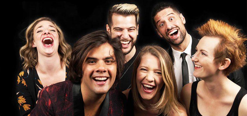 CANALETTO – Das Dresdner Stadtfest vom 17. – 19. August 2018 - Pressemitteilung - The Cast – Die Opernband