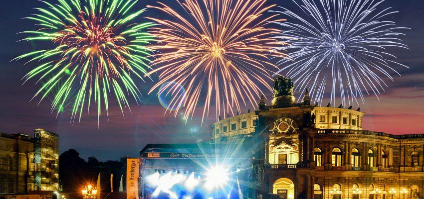 CANALETTO – Das Dresdner Stadtfest vom 16. bis 18. August 2019 - Pressemitteilung - Über eine halbe Million Besucher feiern 20 Jahre CANALETTO. Veranstalter ziehen positive Bilanz