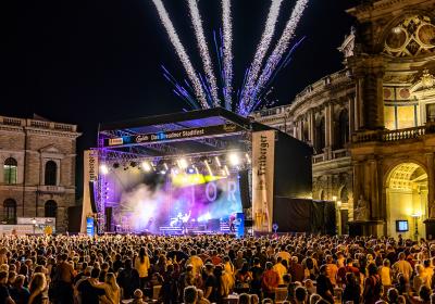 CANALETTO – Das Dresdner Stadtfest vom 16. bis 18. August 2019 - CANALETTO® – Das Dresdner Stadtfest 2020 fällt aus