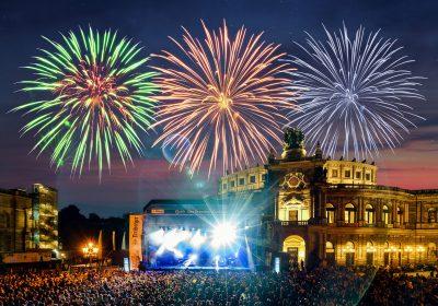 CANALETTO – Das Dresdner Stadtfest vom 16. bis 18. August 2019 - CANALETTO feiert die Einheit
