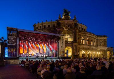 CANALETTO – Das Dresdner Stadtfest vom 19. – 21. August 2022 - 350.000 Besucher feiern CANALETTO